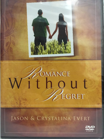Romance Without Regret - DVD By Jason and Chrystalina Evert