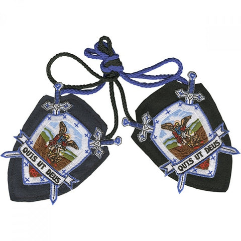 Saint Michael Shield Scapular