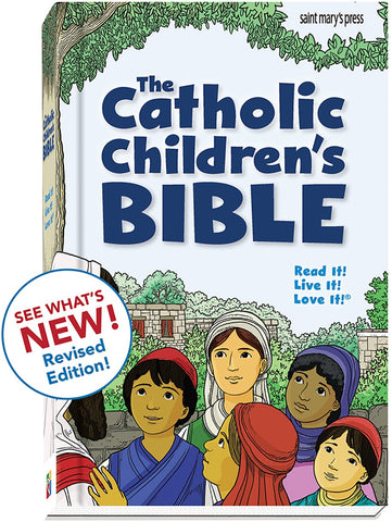 The Catholic Children's Bible, hardcover