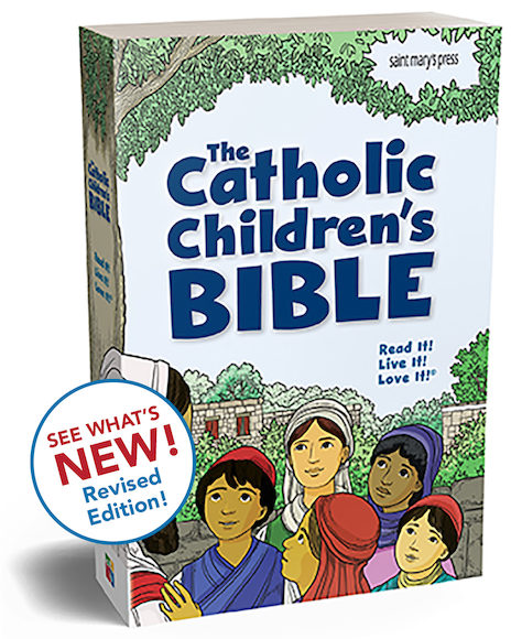 The Catholic Children's Bible, Read It! Live It! Love It!, paperback Revised, GNT Catholic Edition,