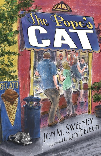 The Pope's Cat by Sweeney