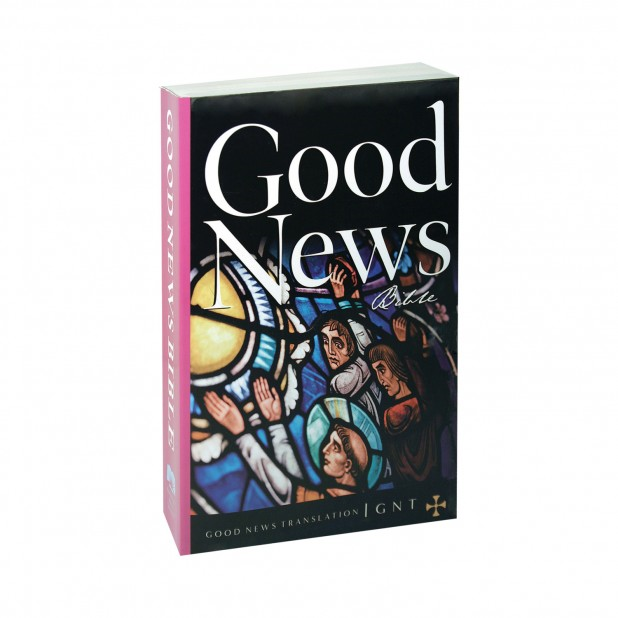 Good News (GNT) Softcover Bible with Deuterocanonicals and Imprimatur (Catholic)