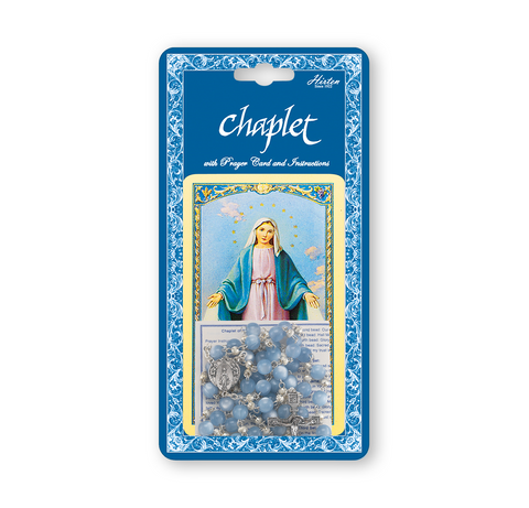 CHAPLET OF THE MIRACULOUS MEDAL