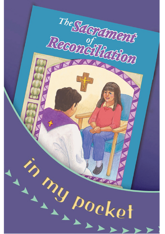 The Sacrament of Reconciliation in My Pocket (Children)
