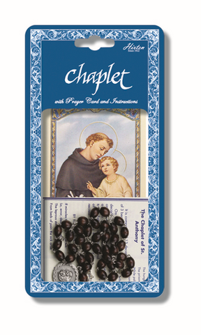 SAINT ANTHONY DELUXE CHAPLET