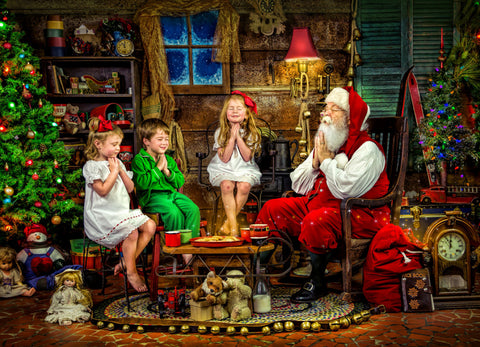 Christmas Wishes Jigsaw Puzzle