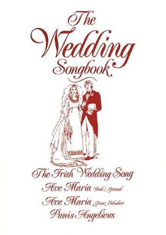 The Wedding Songbook, Hal Leonard