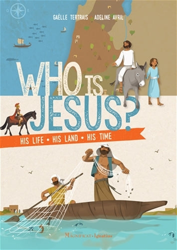 Who is Jesus by Tertrais