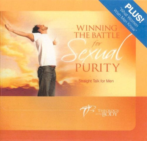 Winning the Battle for Sexual Purity, 3 CD Audio Set, Christopher West