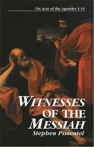 Witnesses of the Messiah, Stephen Pimentel
