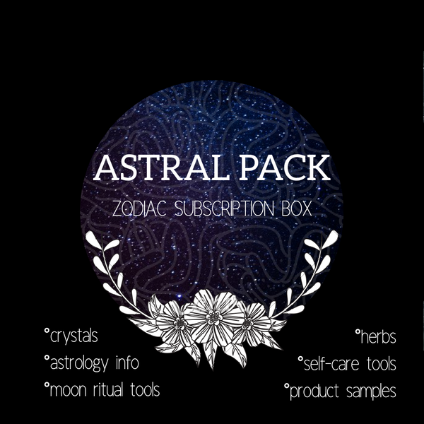 LEO ASTRAL PACK- 1 Month Subscription
