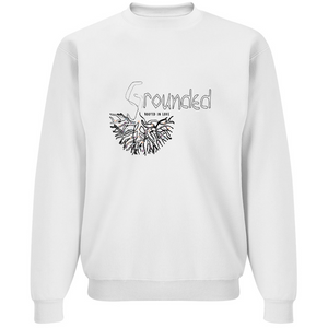 Grounded Logo Crewneck Sweatshirt