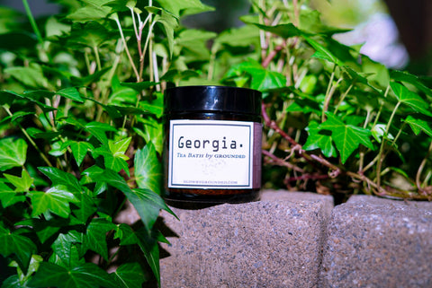 Georgia: Tea Bath by Grounded