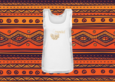 Grounded Logo Tank Top