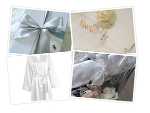 "The Simple ""Bride to Be"" Gift Box"