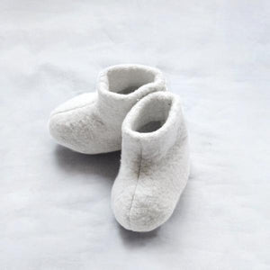 Cotton Baby Booties