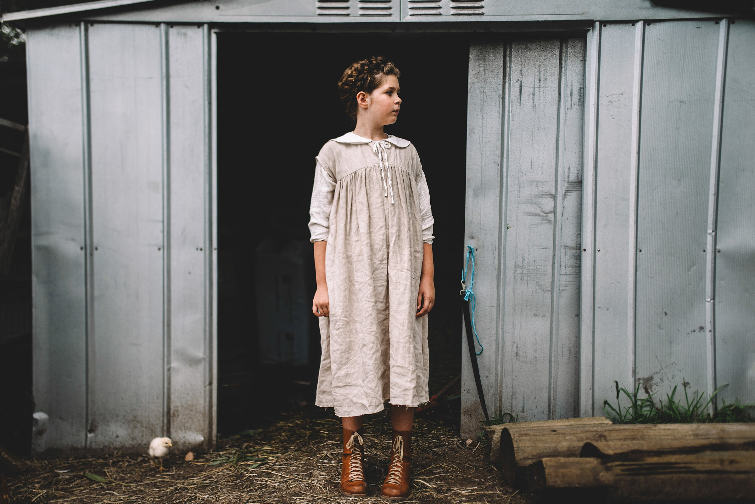 Peasant Girl Dress