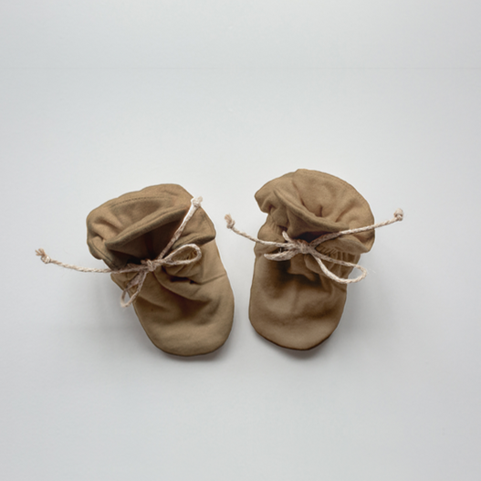 Stay On Booties - Undyed