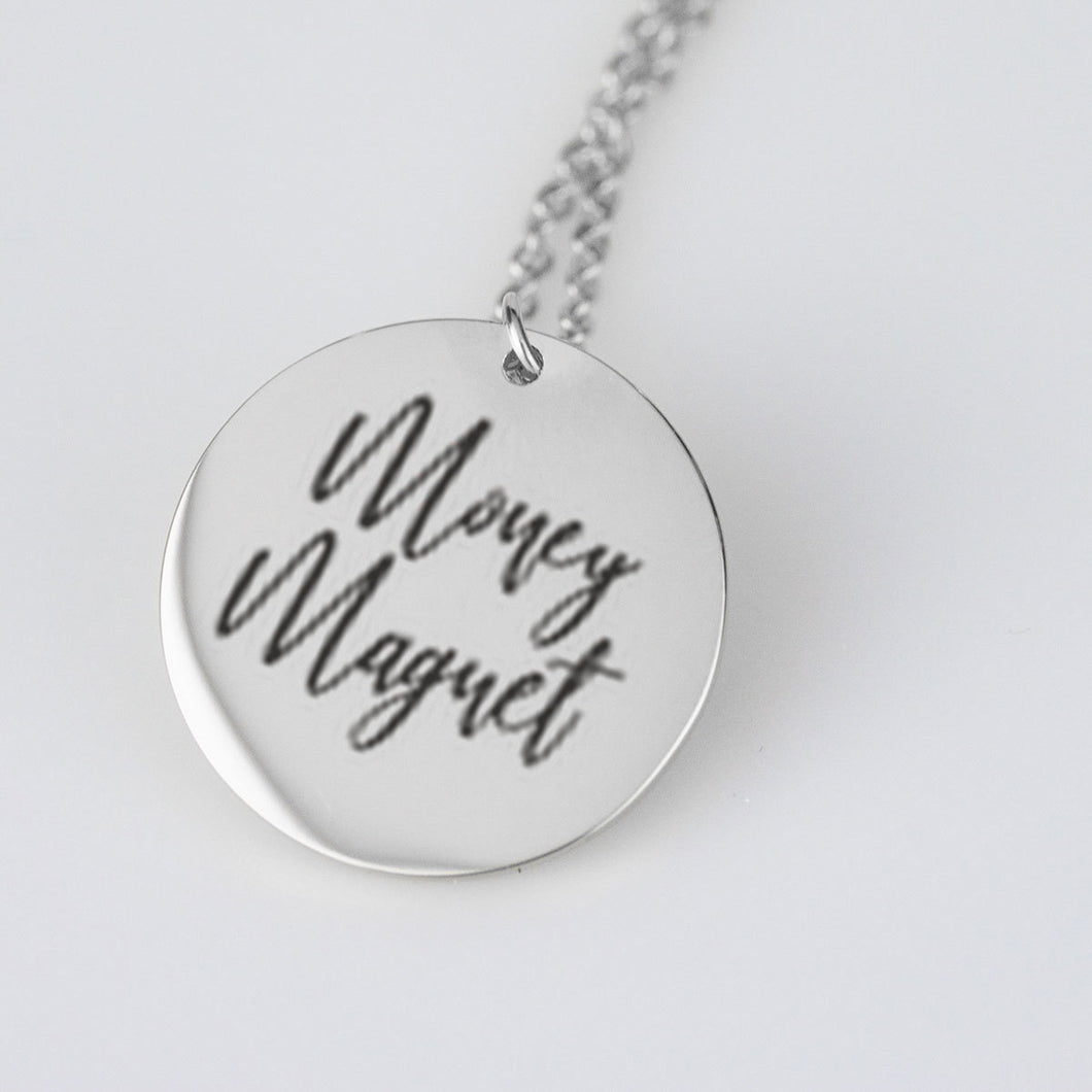 Money Magnet Necklace