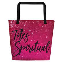 Totes Spiritual Full Print Bag-pink/red