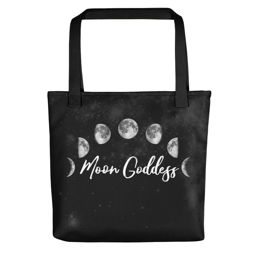 Moon Goddess Tote bag