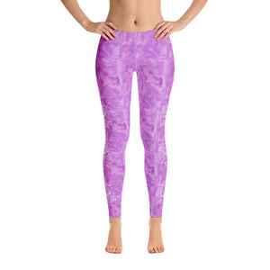 Sacred Bloom Leggings