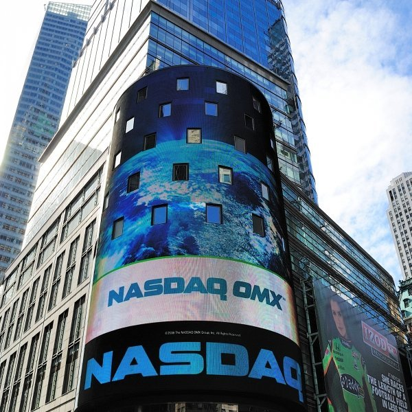 nasdaq blockchain cryptocurrency