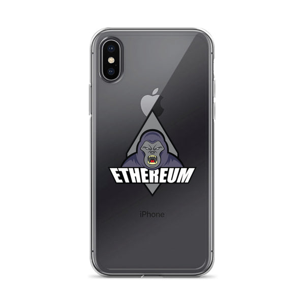 Ethereum All Star iPhone Case