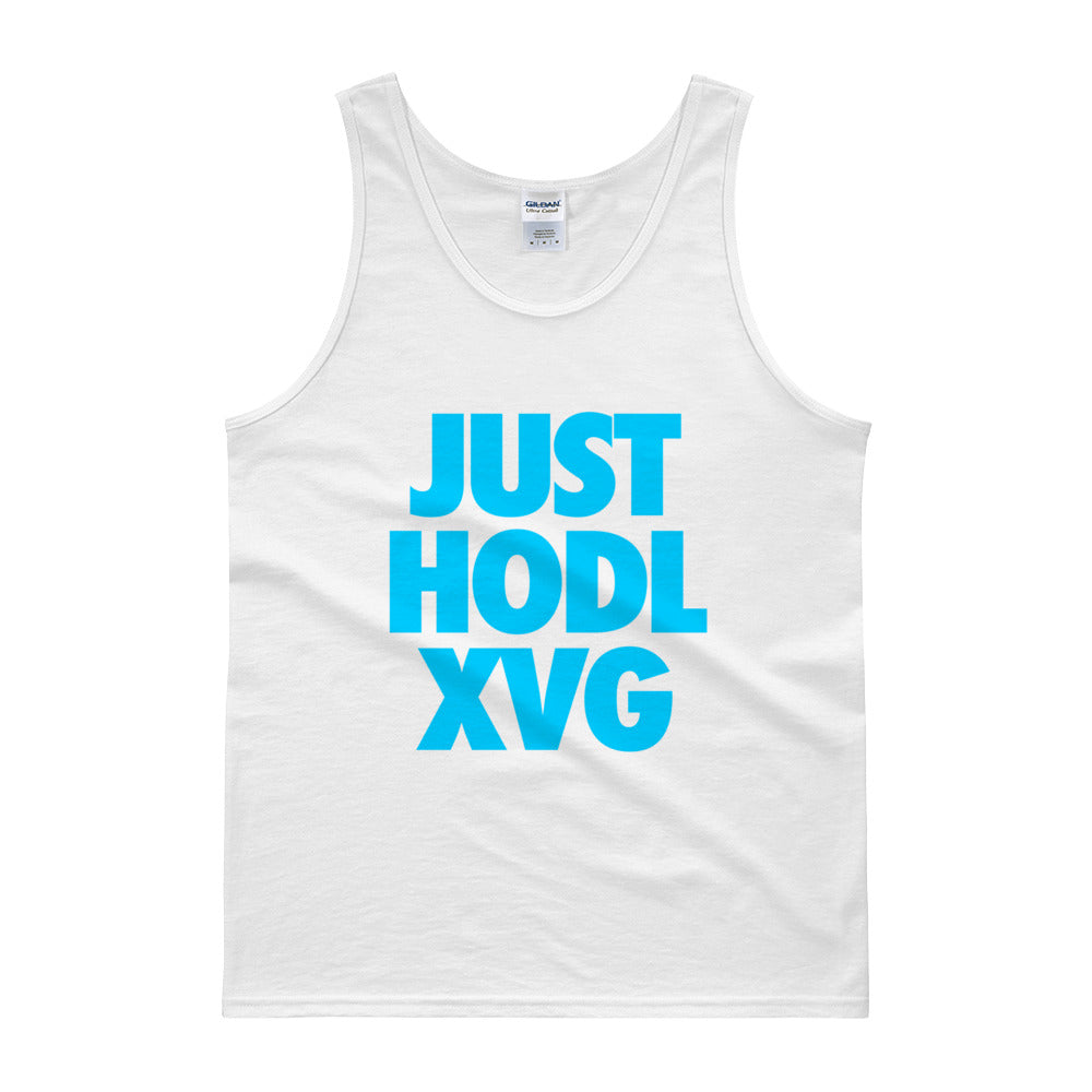 JUST HODL XVG Tank Top
