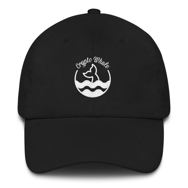 Crypto Whale Hat (White Series)