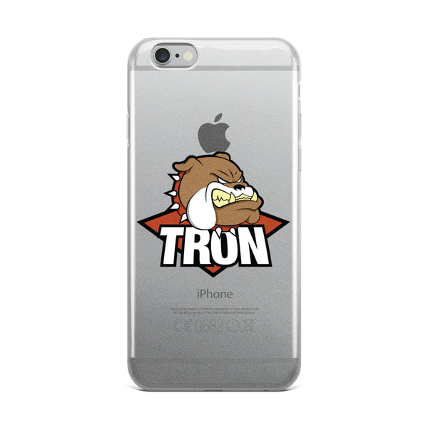 Tron All Star iPhone Case