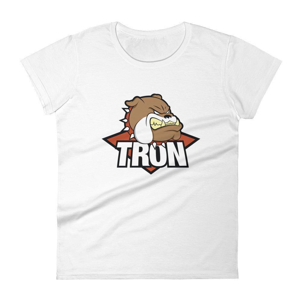 Tron All Star Womens Tee