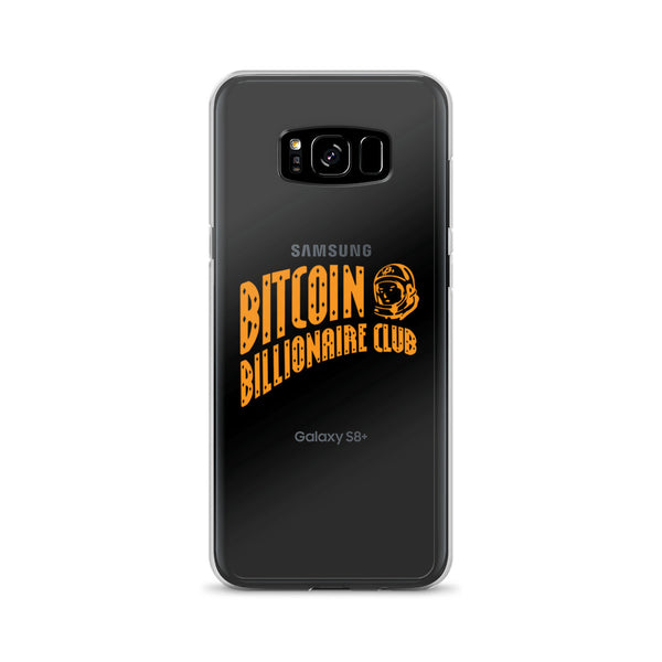 Bitcoin Billionaire Gold Club Samsung Case