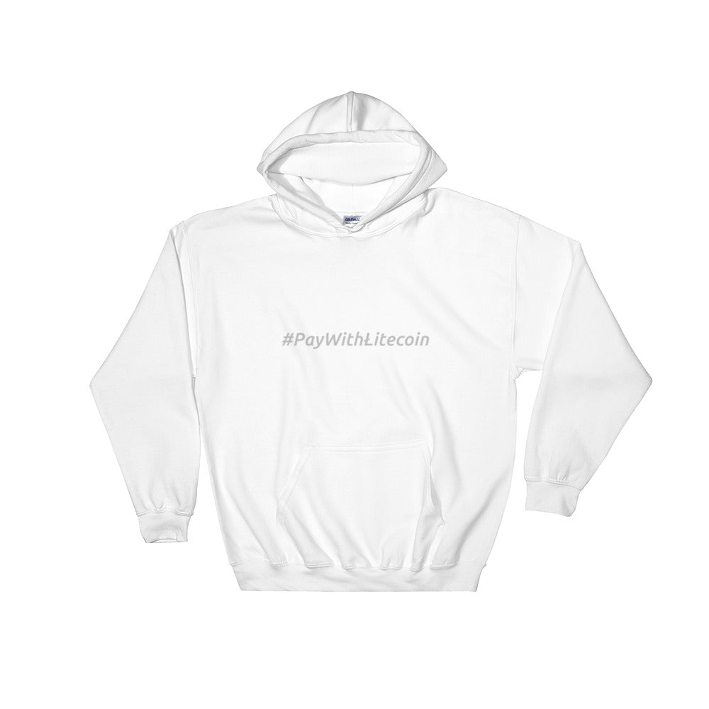 #PayWithLitecoin Hoodie