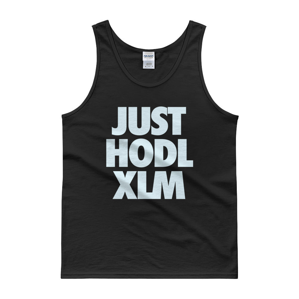 JUST HODL XLM Tank Top