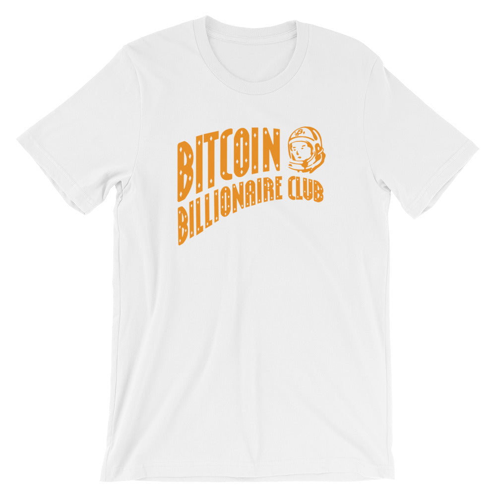 Bitcoin Gold Billionaire Club Tee