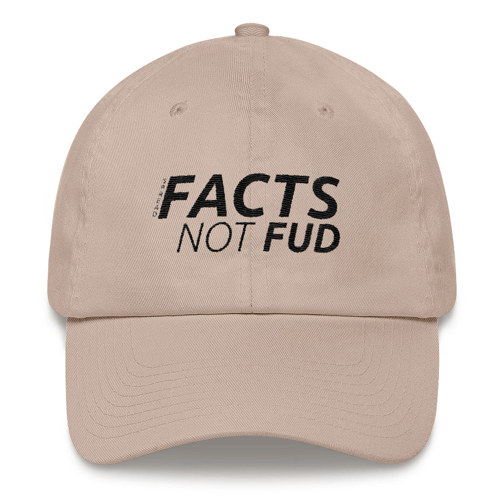 Facts Not FUD Hat