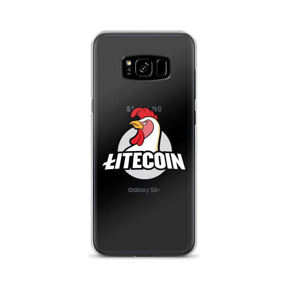 Litecoin All Star Samsung Case