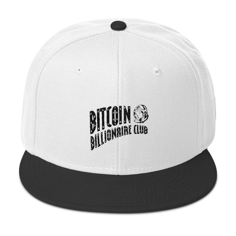 Bitcoin Billionaire Club Snapback