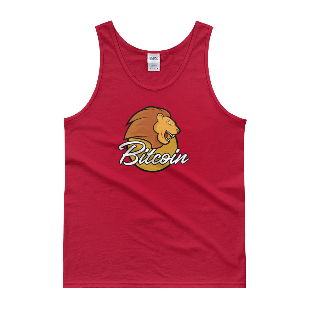 Bitcoin All Star Tank Top
