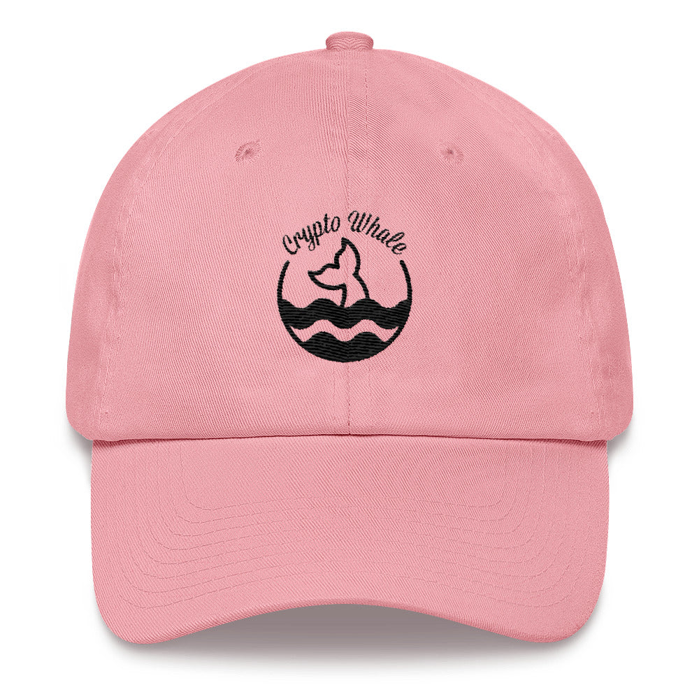 Crypto Whale Hat (Black Series)