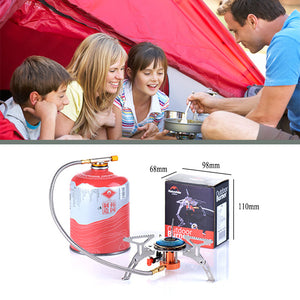 Steel Camping Outdoor Stove folding