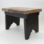 Milk Stool (Black)