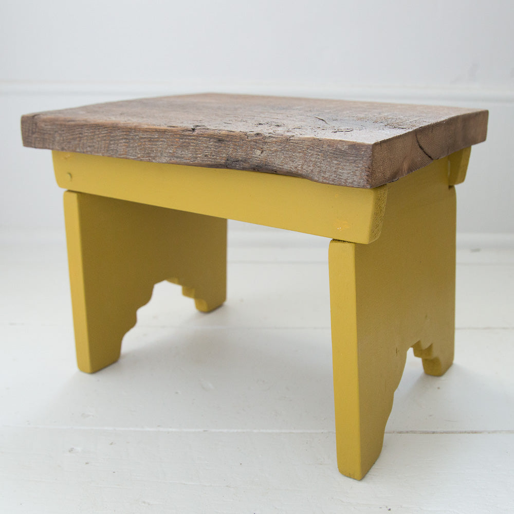 Milk Stool (Yellow)