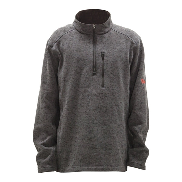 Eskimo Men's Quarter-Zip Fleece