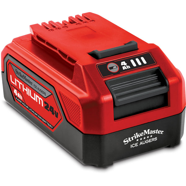 StrikeMaster Lithium 24v Ice Auger Replacement Battery