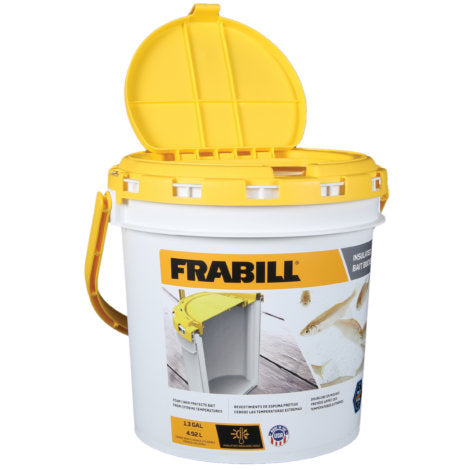Frabill Insulated Minnow Bucket