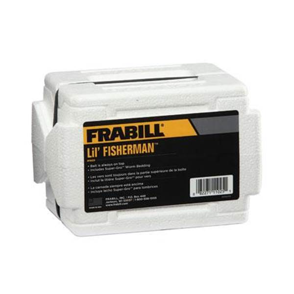Frabill Lil' Fisherman Worm Container