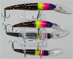 "XTackle XTDR 6"" Deep Diving Rattling Crankbait"