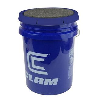 Clam 6 Gallon Bucket w/ Lid